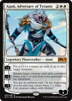 Ajani, Adversary of Tyrants - Foil x1 Magic the Gathering 1x Magic 2019 mtg card