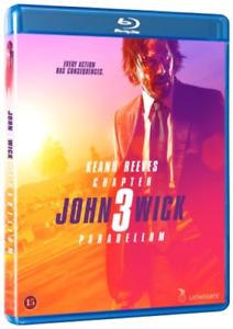 John Wick Chapter 3: Parabellum [Danish Import] BLU-RAY NEW