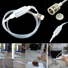 Home Brew Syphon Pack Wine Making Hand Knead Siphon Filter Tube Bar Set 1.8M