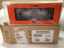 Lionel 6-29626 Case Closed Document Transport Mint Car  NIB