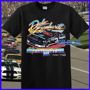 Vintage Dale Earnhardt Nascar T Shirt  Racing Tour #3 90s S-5XL