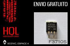 Transistor IRF3710S reparación cuadro instrumentos RENAULT SCENIC 2 , ESPACE 4