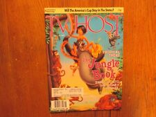 May 2-1992 Pa. TV Host Mag(THE JUNGLE BOOK/PEARL JAM/MICHAEL KEATON/NANCY McKEON