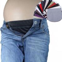 Lot de 3 coussinets de rallonges élastiques pour extension de grossesse