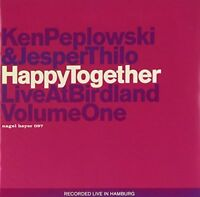 Ken Peplowski - Happy Together [CD]