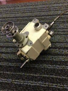 16mm AMPRO JAN/GPL Projector Part:  Intermittent Movement