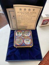 New listing Bilston & Battersea Halcyon Days A Celebration Of The History Of America Ltd. Ed