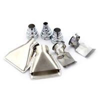 1/4Pcs Heat Gun Air Nozzles Electric Accessories Industrial Tools Shrink Wrap J&