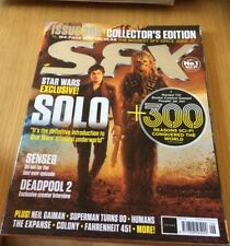SFX Magazine #300 UK June 2018  Solo Star Wars Deadpool 2 Offers considered