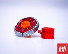 Beyblade Takara Tomy Earth Virgo T125ES Metal Fight Fusion Masters 4D