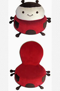 Ladybird Fold Down Chair