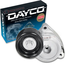 Dayco Drive Belt Pulley for 2003-2011 Honda Element - Tensioner Alternator sn