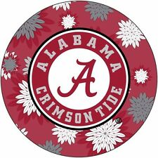 "ALABAMA 4"" FLORAL DESIGN MAGNET-ALABAMA CRIMSON TIDE CAR MAGNET-NEW FOR 2016!"