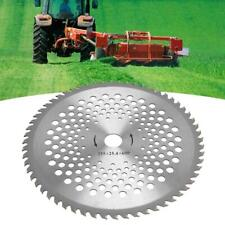 """10"""" Professional Steel Tooth Saw Blade Disc Wheel Cutting Grass Trimmer Cutter"""