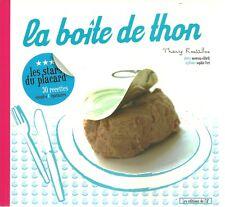 LA BOITE DE THON - THIERRY ROUSSILLON - NEUF