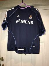 AGE 12 - 13 YEARS  REAL MADRID FOOTBALL SHIRT