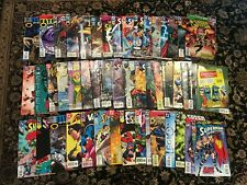 Lot of 50 DC Comic Books 1985 to 2002 Valor Batman Starman Superman etc. (3)