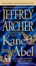 Kane and Abel by Jeffrey Archer (2009, Paperback)