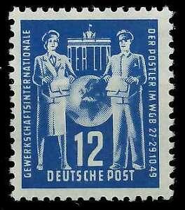 DDR 1949 Nr 243 postfrisch X2558AE