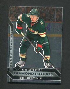 2020-21 Black Diamond Kirill Kaprizov Rookie Futures /349 Minnesota Wild