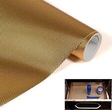 Skywalk Durable EVA Plastic Anti-Slip Mat / Sheet -Size:- 45 x 120 cm gold color