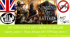 Kingdom Wars 2: Battles Steam key NO VPN Region Free UK Seller
