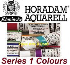 Schmincke Horadam Aquarell Artists Watercolour -  5ml Tube (Series 1)