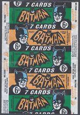 More details for a&bc wrapper-batman 1966 (variant no fan club panel orange/green)