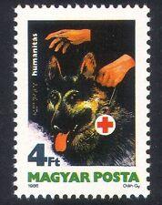 Hungarian Pet & Farm Animal Postal Stamps