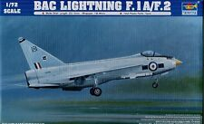 Trumpeter 1/72 BAC Lightning F.1A/F.2 # 01634