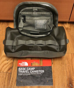 The North Face Base Camp Travel Canister Camo NEW