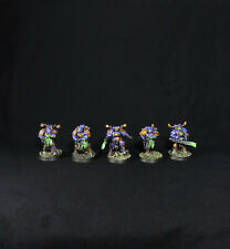 Warhammer 40k Painted Chaos Space Marines Noise Marines