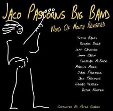 Jaco Pastorius Big B - Word of Mouth Revisited [New CD]