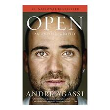 9780307388407 Open: An Autobiography - Andre Agassi