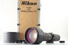 【 CLA'd! MINT 】 Nikon Ai-s Ais Nikkor ED 600mm f/5.6 Lens From JAPAN 21201