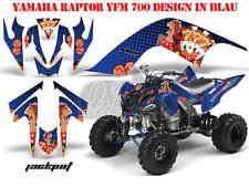 Amr racing décor Graphic Kit ATV yamaha raptor 125/250/350/660/700 jackpot B