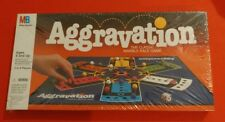 MILTON BRADLEY AGGRAVATION BOARD GAME NEW AND SEALED 1989