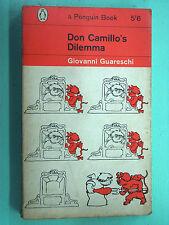 Penguin Books 1799 Don Camillo's Dilemma by Giovanni Guareschi 1962