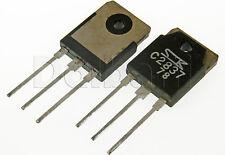 2SC2837 Original Pulled Sanken Transistor C2837