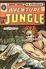 Aventure dans la Jungle #7 en Francais Fine- 1972
