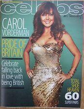 Carol Voderman, Louis Smith - Celebs on Sunday magazine – 28 October 2012