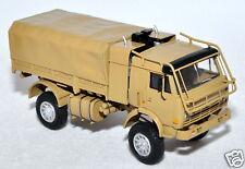 Rare handbuilt 1/43 Russian truck KAMAZ 4911 RALLY EXTREME PARIS DAKAR MIB