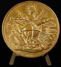 Médaille c 1855 Association du Collège et Lycée de Lille sc Lecomte Medal