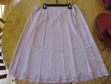 New listing Warners Vintage Half Slip, Rose Color, Large