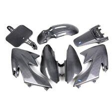 HMparts DIRT MOTO PIT BIKE rivestimento Set 110 ccm Carbonio Style tipo 1