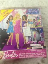 Unused Barbie Runway Fashions Activity Kit Magnetic Paper Dolls Stickers