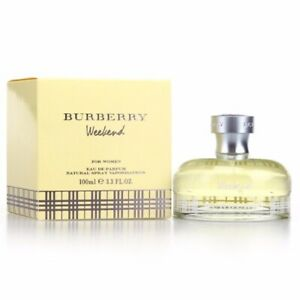 BURBERRY WEEKEND 100ml  EDP For  Women  By BURBERRY