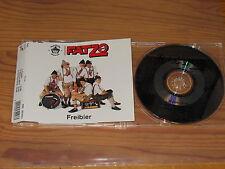 FATZO - FREIBIER / 3 TRACK MAXI-CD 1992 MINT!