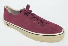 New Men's K-Swiss Classic P Shoes - Burgundy Suede - Size: 9