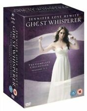 Ghost Whisperer Seasons 1 to 5 Complete BOXSET UK DVD